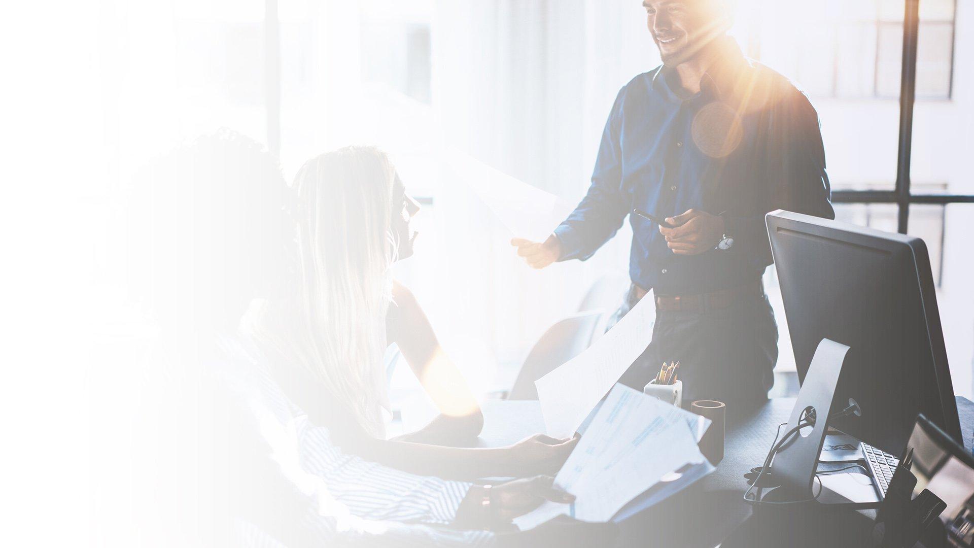 Simplifique os processos<br> de qualidade de sua empresa.